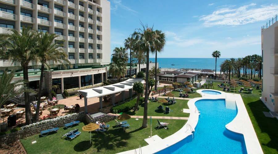 Medplaya hotel pez espada en torremolinos m laga costa - Fotos de benalmadena costa ...