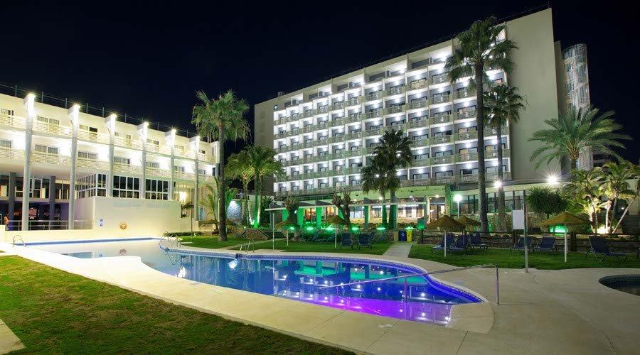 Medplaya Hotel Pez Espada En Torremolinos Málaga Costa Del Sol