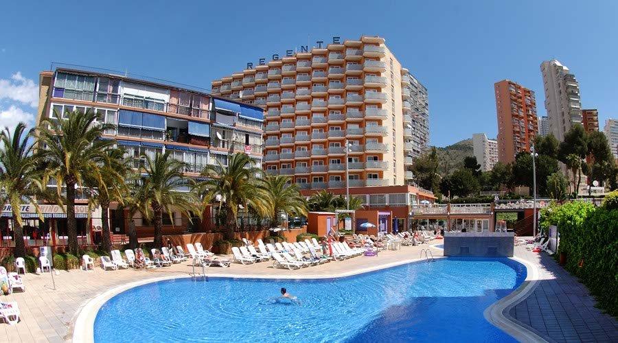 Mediterraneo Hotel Benidorm Costa Blanca