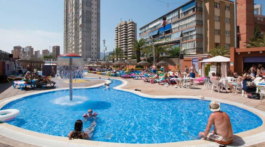 Medplaya hotel regente en benidorm alicante costa blanca - Hotels in alicante with swimming pool ...