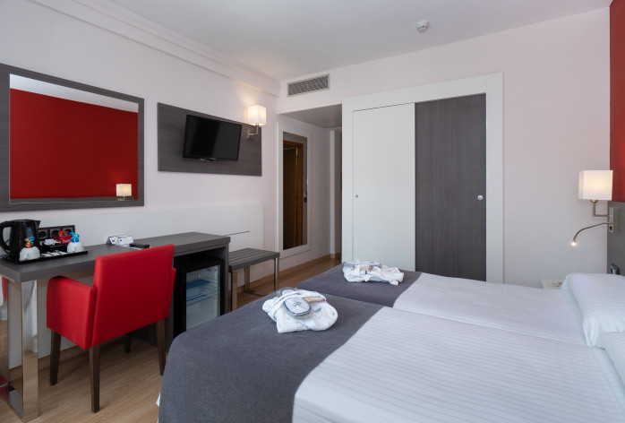 Double Room with Club Service